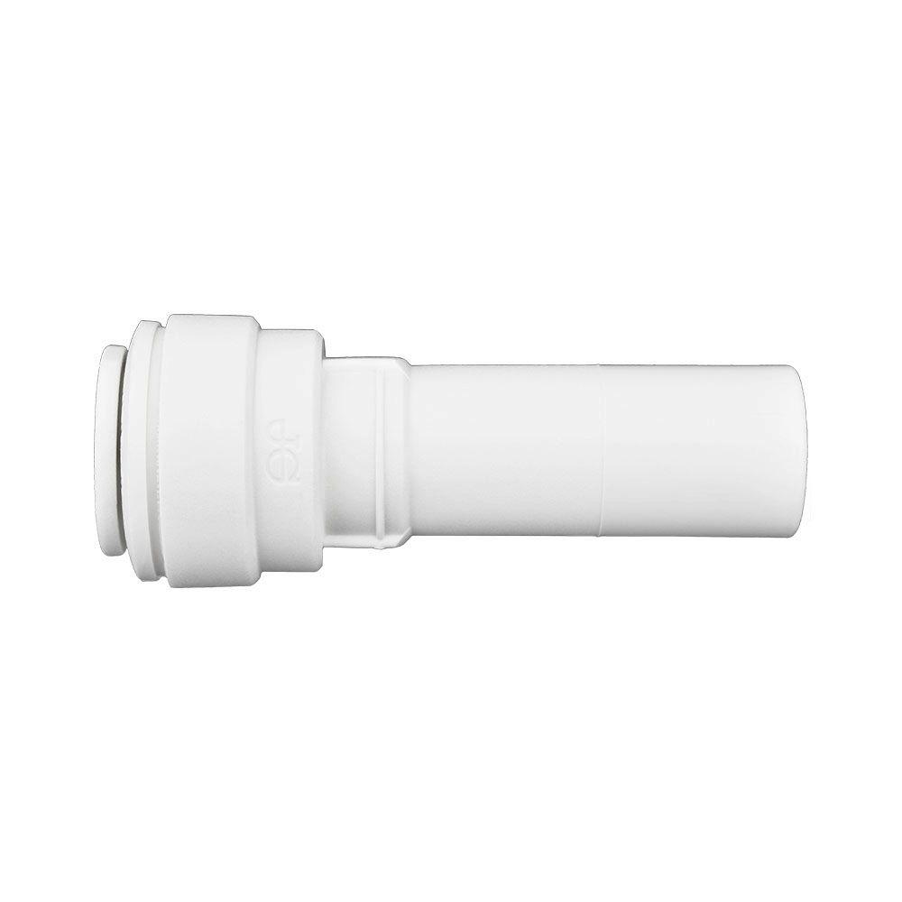 1/2 in. x 3/8 in. Push-to-Connect Reducer (10-Pack)