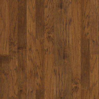 Take Home Sample - Troubadour Hickory Ballad Engineered Hardwood Flooring - 5 in. x 8 in.
