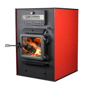 ashley sq ft epa certified warm air furnace with blowers - Us Stove