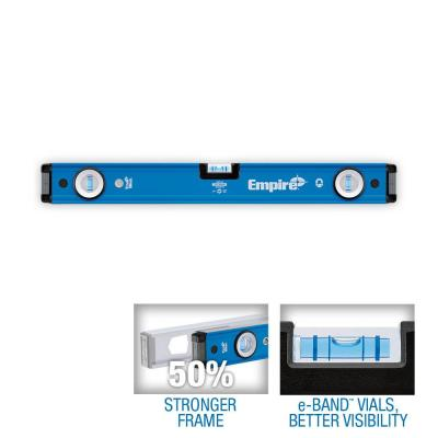 24 in. Magnetic Box Level