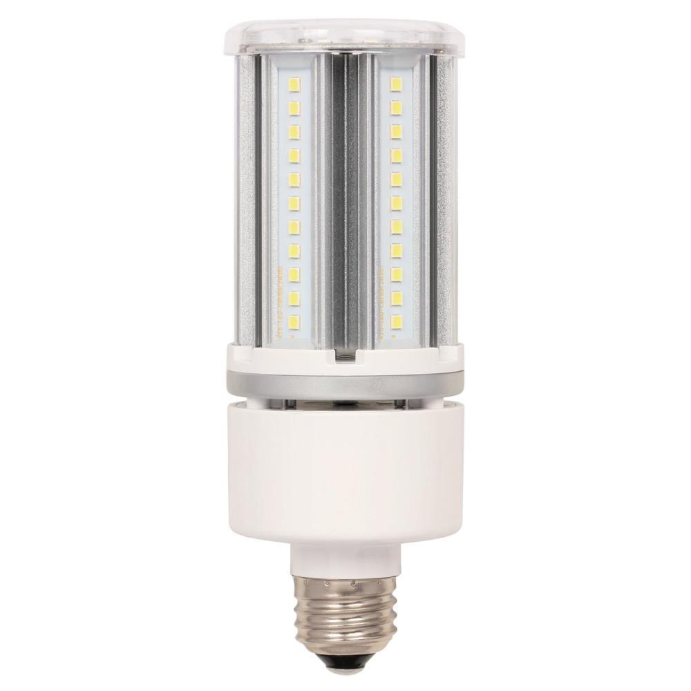 125-Watt Equivalent T19 Corn Cob LED Light Bulb Daylight