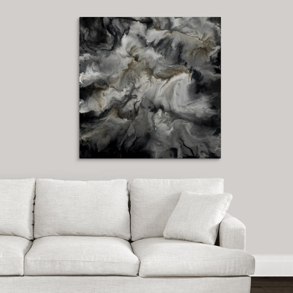 Greatbigcanvas The Guest Ii By Corrie Lavelle Canvas Wall Art 2527307 24 36x36 The Home Depot