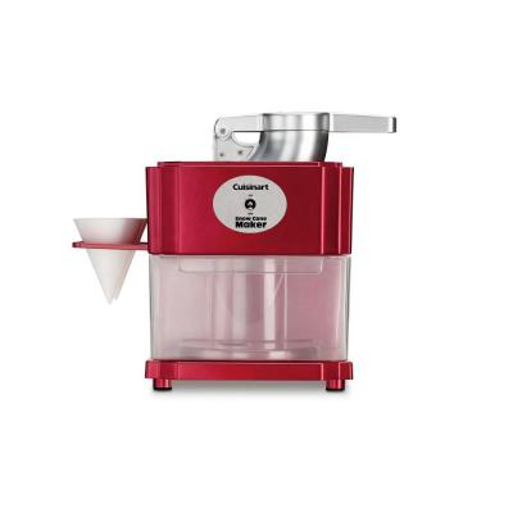 20 oz. Red Countertop Snow Cone Machine