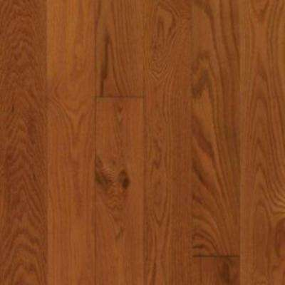 Take Home Sample - Gunstock Oak Engineered Hardwood Flooring - 5 in. x 7 in.