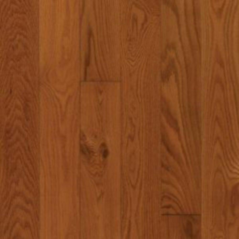 Take Home Sample - Gunstock Oak Engineered Hardwood Flooring - 5 in. x 7 in.