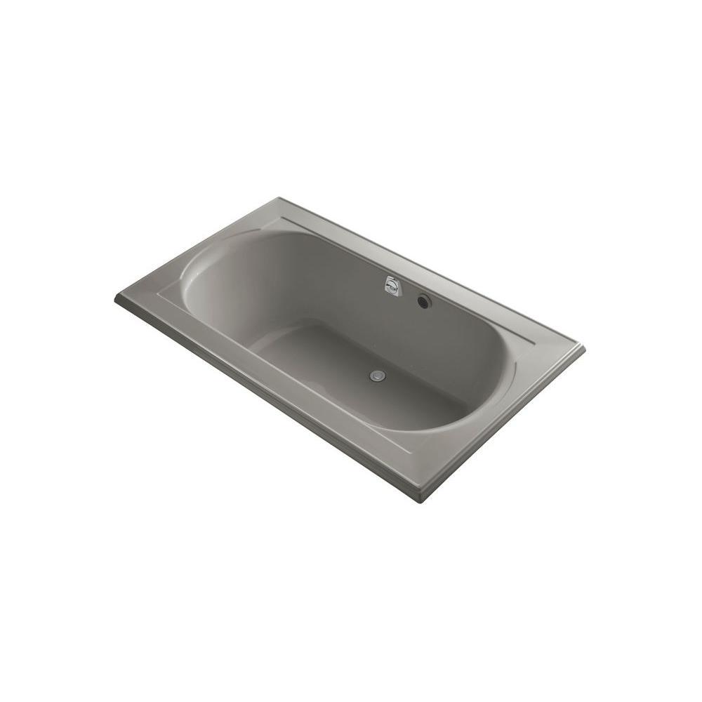 KOHLER Memoirs 6 ft. Air Bath Tub in Cashmere-DISCONTINUED