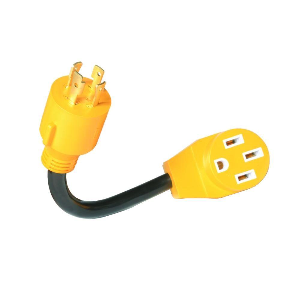 12 in. Power Grip Generator Adapter