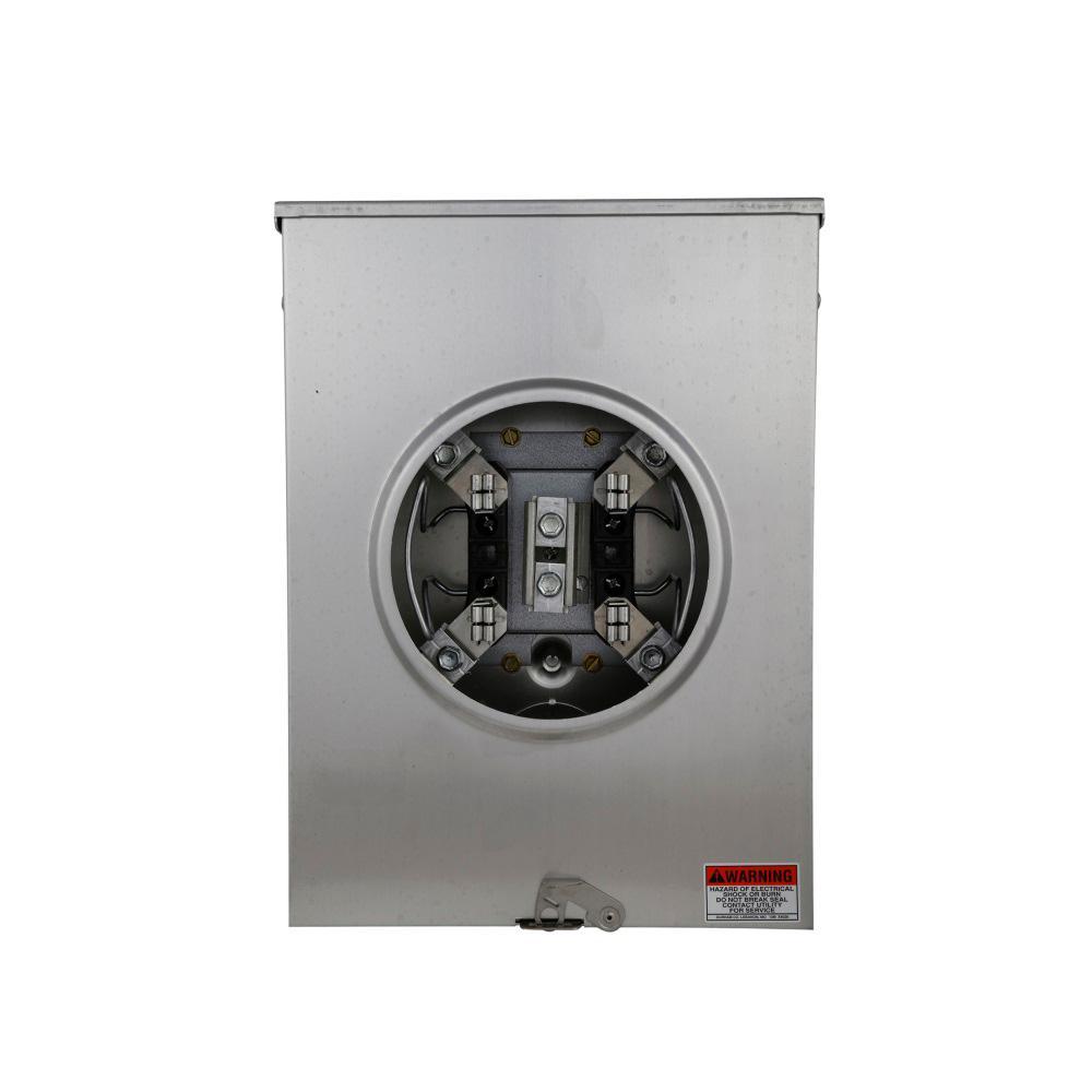 200 Amp Residential Ringless Meter Socket