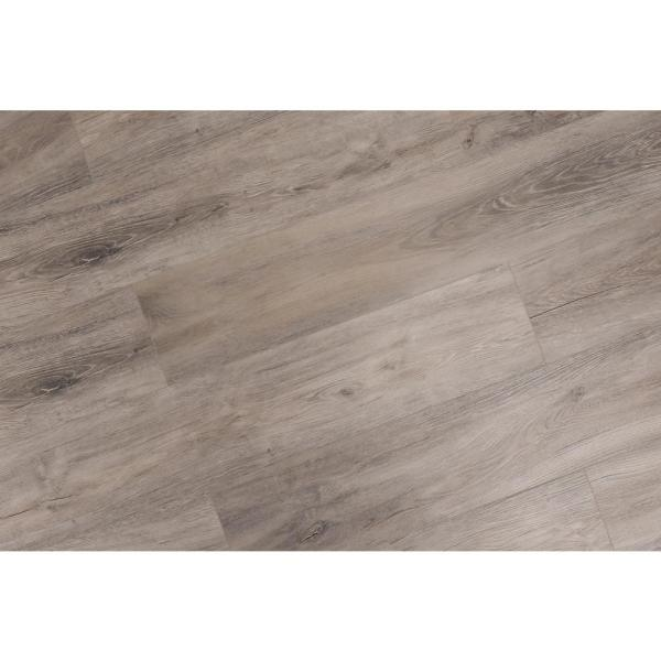Montserrat Amare Select Chrome 7 In W X 60 In L Spc Vinyl Plank Flooring 23 90 Sq Ft Mnst 2019061 The Home Depot