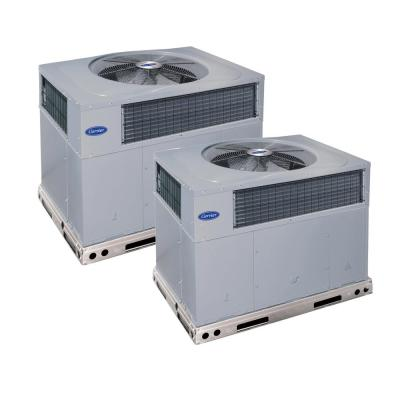 Installed Comfort Series Packaged Hybrid Heat System