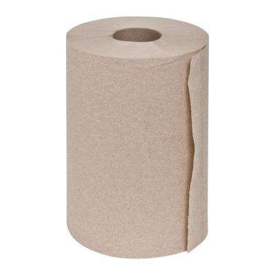 Embossed Hard-Wound Roll Towels (12 Rolls)
