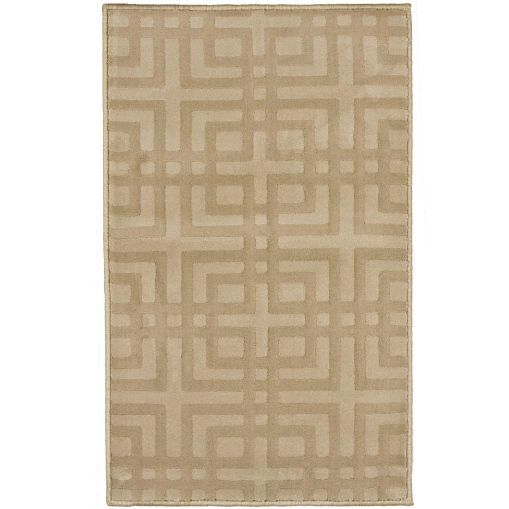 Orian Rugs Fornter Beige 1 ft. 11 in. x 3 ft. 3 in. Accent Rug