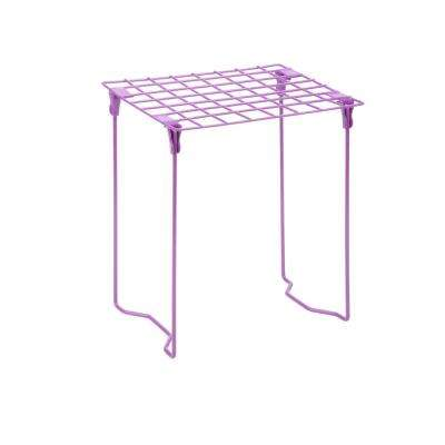 Excessory Locker Shelf in Purple