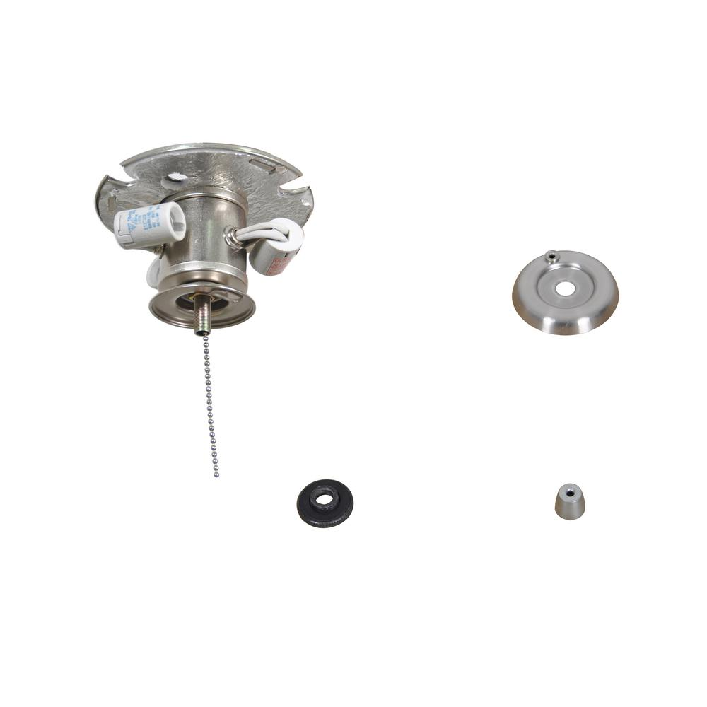 Everstar II 44 in. Brushed Nickel Light Kit