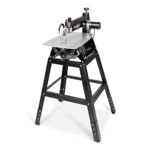 Excalibur 120-Volt 21 inch Tilting Head Scroll Saw with Stand and Foot Switch by Excalibur