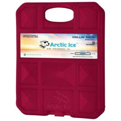 Chillin Brew Team Sports Maroon Cooler Pack