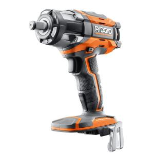 Ridgid 18-Volt GEN5X Cordless Brushless 1/2 inch Impact Wrench (Tool-Only) with Belt Clip by RIDGID