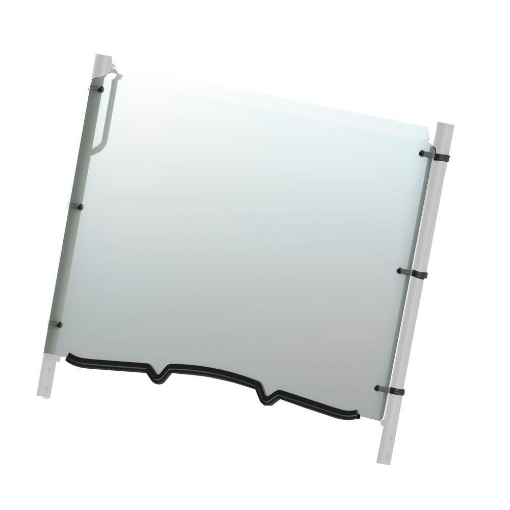 Kolpin Teryx Full Fixed Windshield - UC