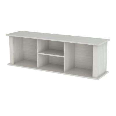 Laricina White Wall Mounted Hutch