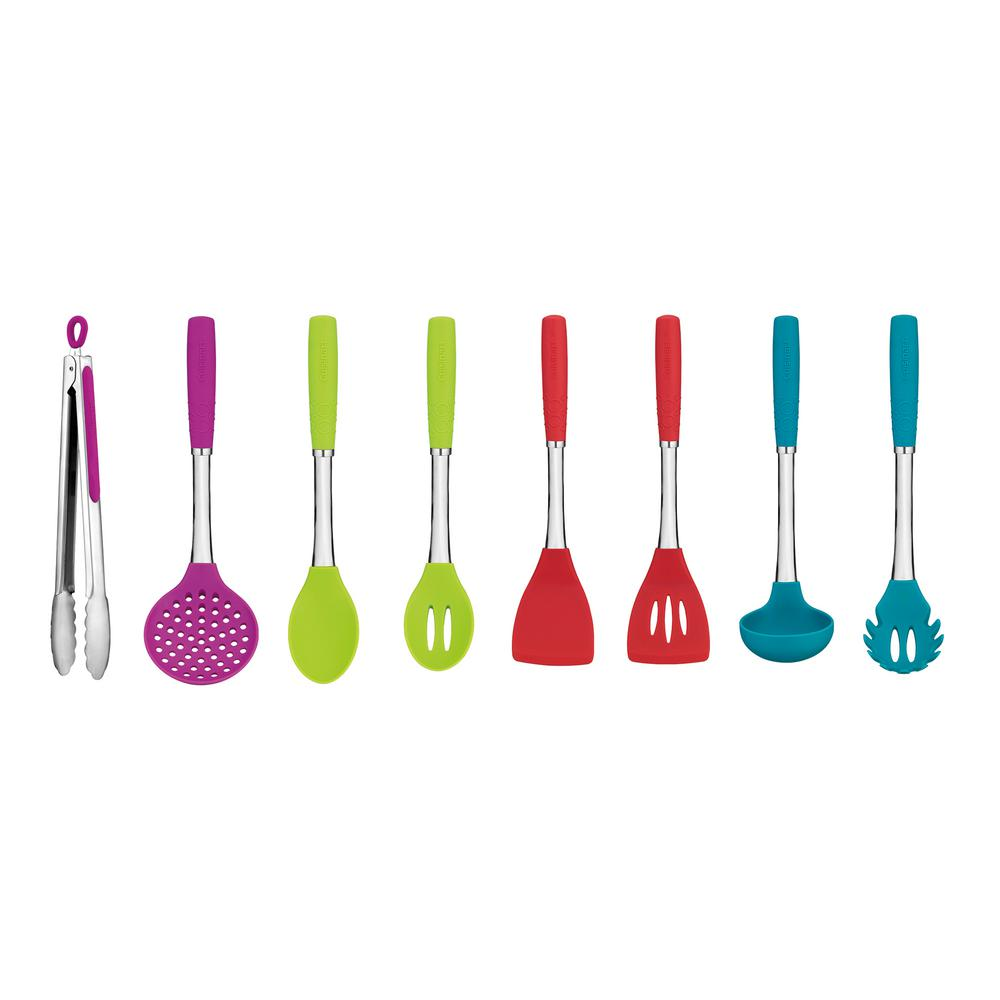 cuisinart bubbles silicone tool (set of 8)-ctg-00-8sb - the home depot