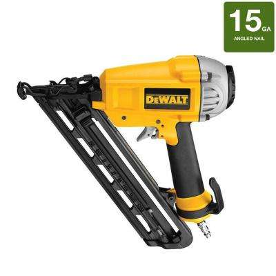 15-Gauge Pneumatic 1 in. - 2-1/2 in. Nailer
