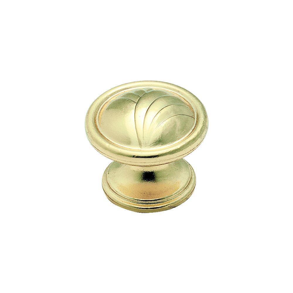 Amerock True Elegant 114 In Brushed Brass Cabinet Knob. Du Chateau. Bathroom Color Scheme. Small Accent Cabinet. Industrial Clock. Pier One Ottoman. Light Gray Hardwood Floors. Patio Stairs. Lantern Pendant