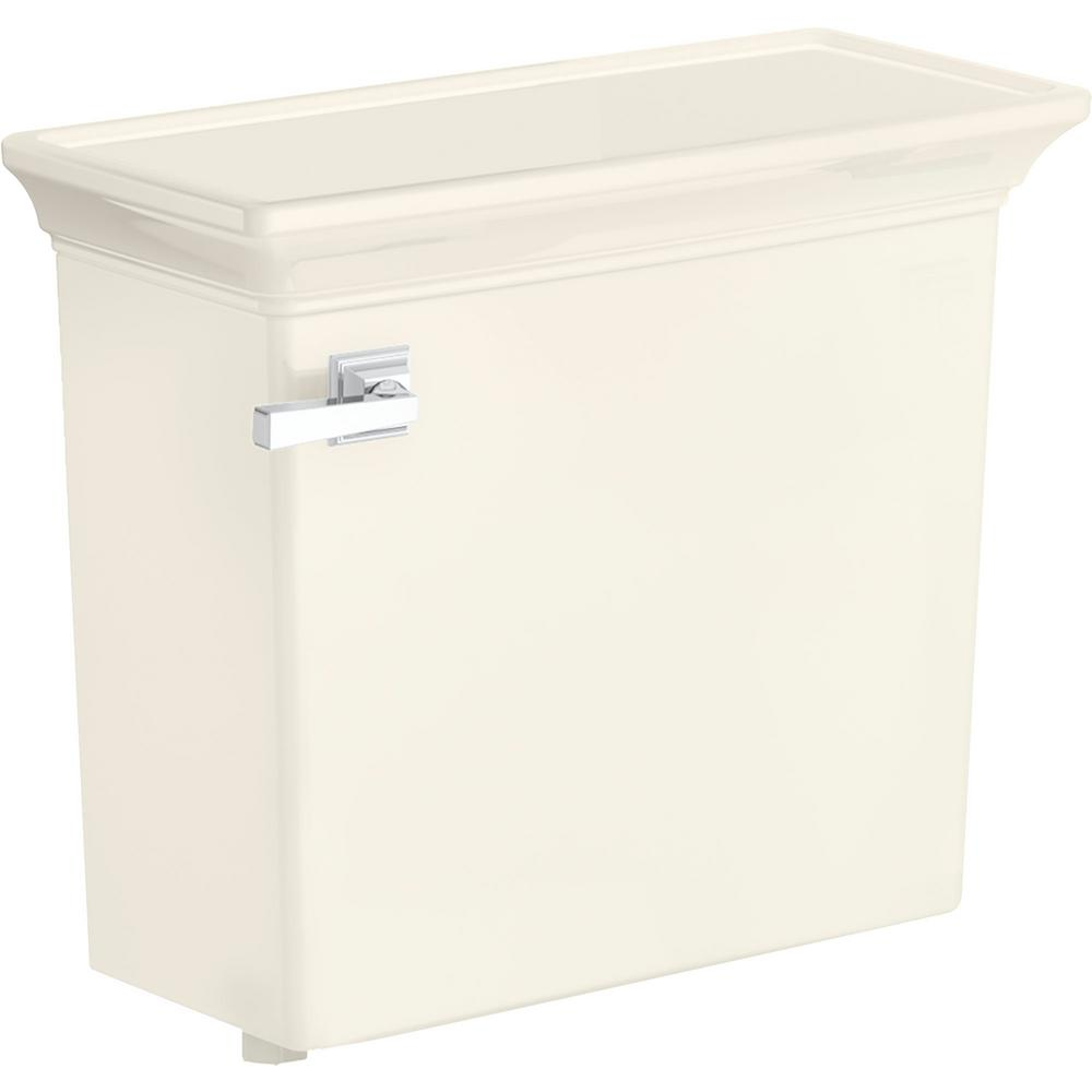 American Standard Town Square S 1.28 GPF Single Flush Toilet Tank Only in Linen