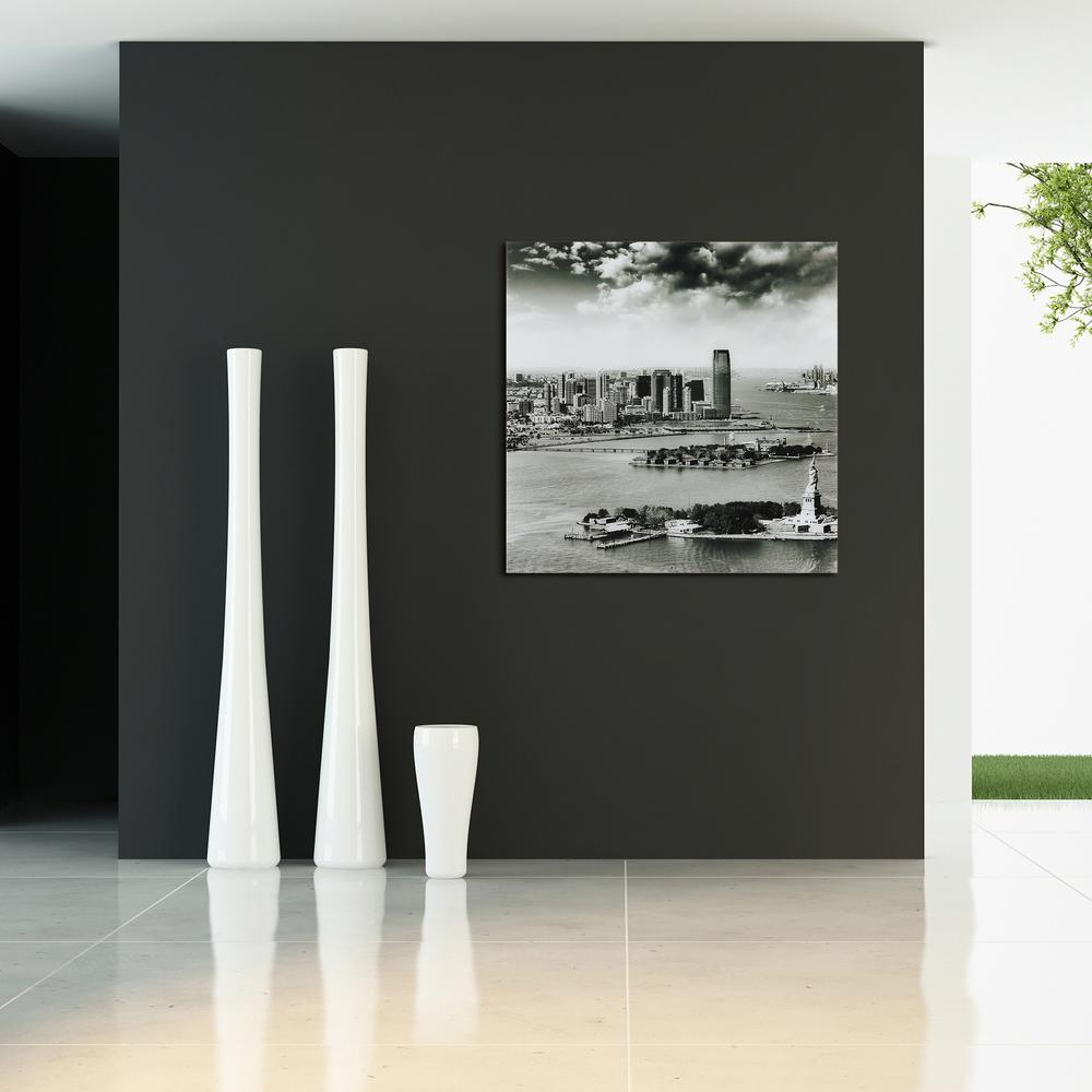 36 In X 36 In Quot New York Skyline A Quot Frameless Free
