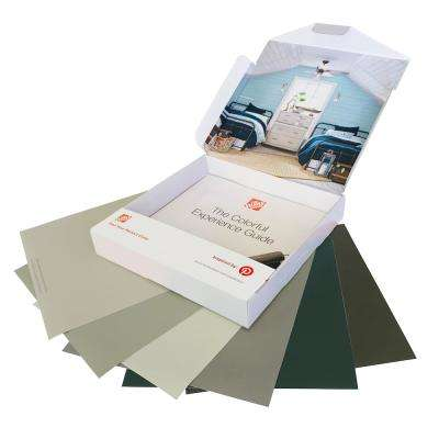 Greens Peel and Stick Paint Sample Kit (6-Count)