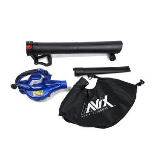 Aavix 240 Mph 494 CFM 12 Amp Electric 3-in-1 Variable Speed Blower/Vacuum/... by Aavix