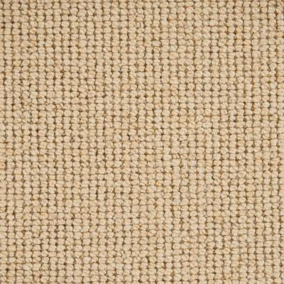 Quintessence - Color Straw 13 ft. 2 in. Loop Carpet