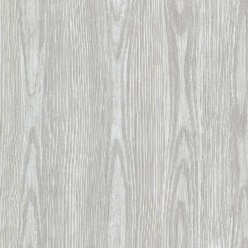 Brewster Blue Tanice Faux Wood Texture Wallpaper Sample HZN43057SAM