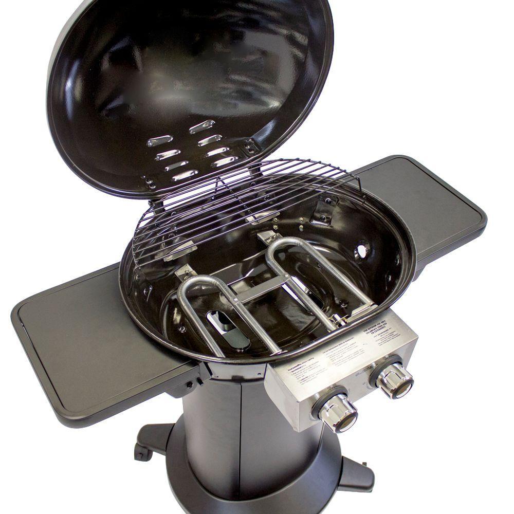 Burner Patio Propane Gas Grill