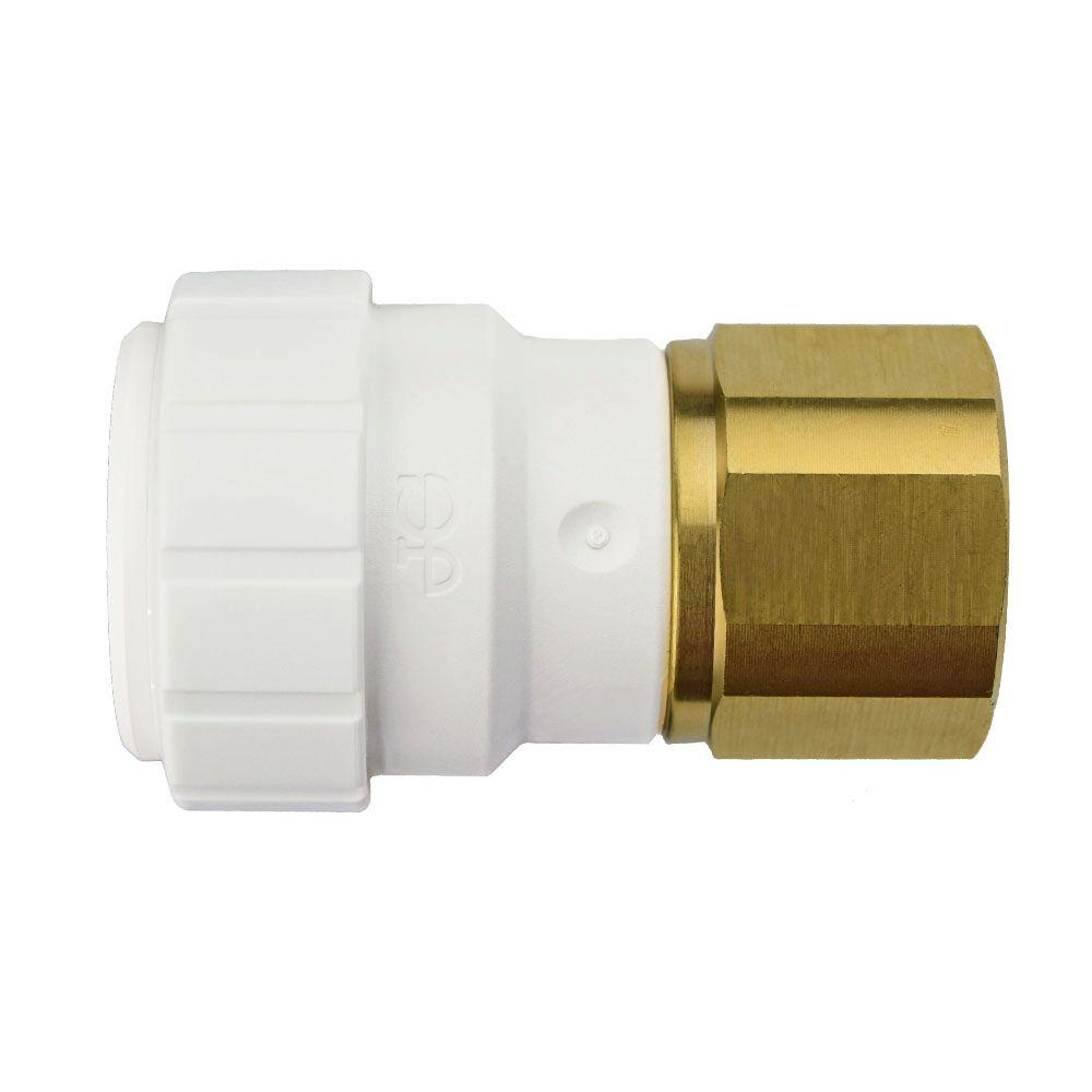 Home Depot Design Connect Online: JG Speedfit 3/4 In. X 3/4 In. Plastic Push-to-Connect