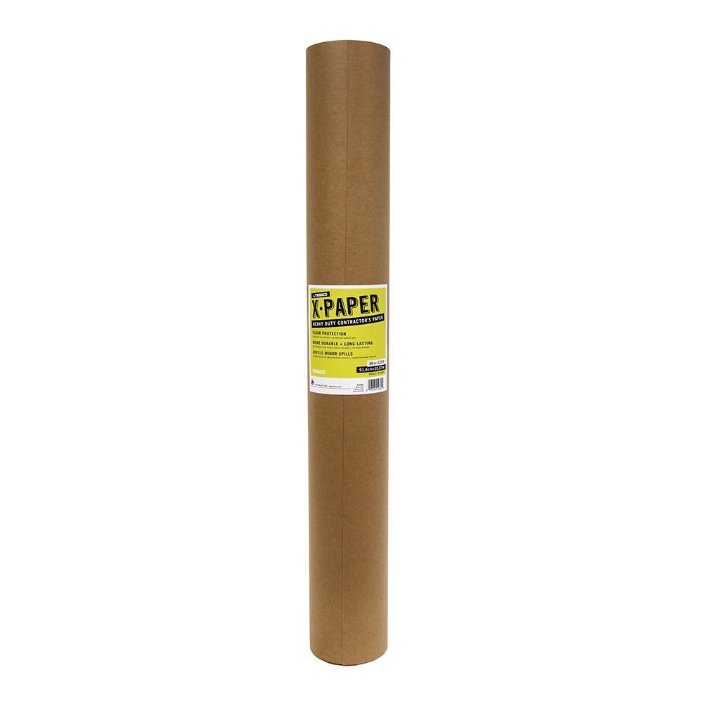 X-Paper 36 in  x 100 ft  Roll