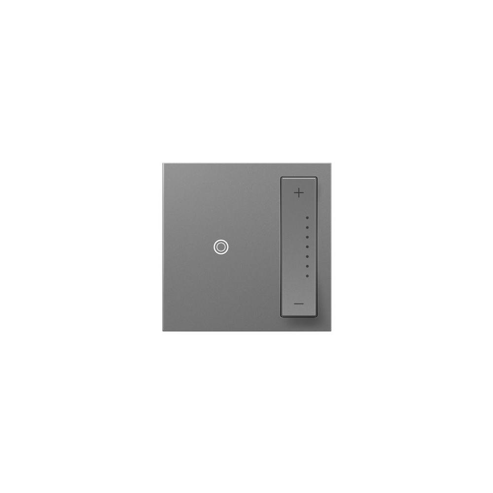 Legrand adorne Wireless Multi-Location Universal Remote Dimmer, Magnesium