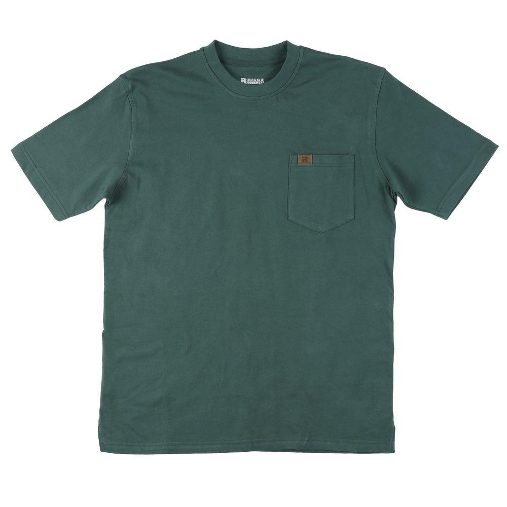 X-Large Men's Pocket T-Shirt