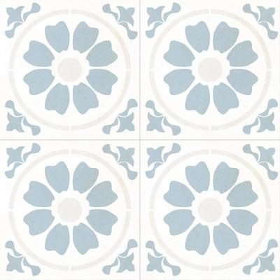 Tamensa 8 in. x 8 in. Matte Porcelain Floor and Wall Tile (5.16 sq. ft./Case)