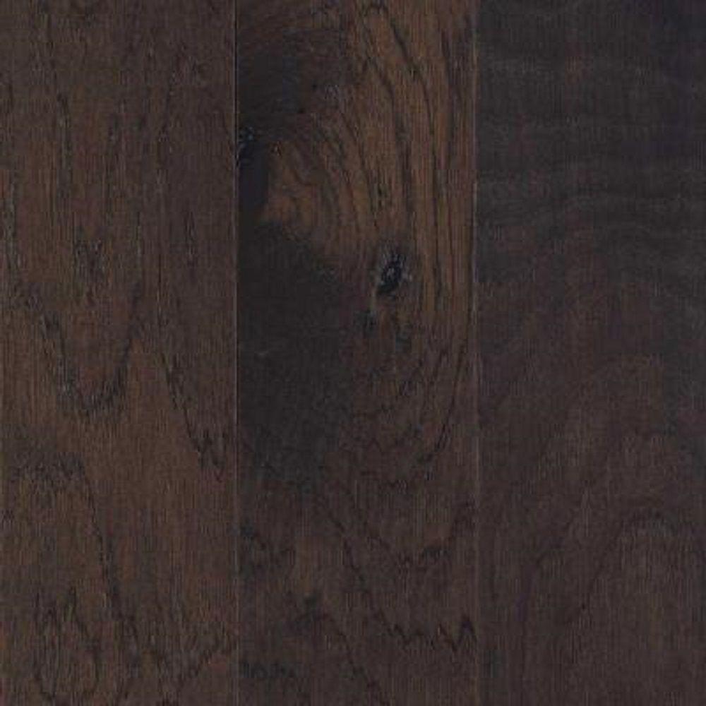 Take Home Sample - Hamilton Thunderstorm Gray Hickory Engineered Hardwood Flooring - 5 in. x 7 in.