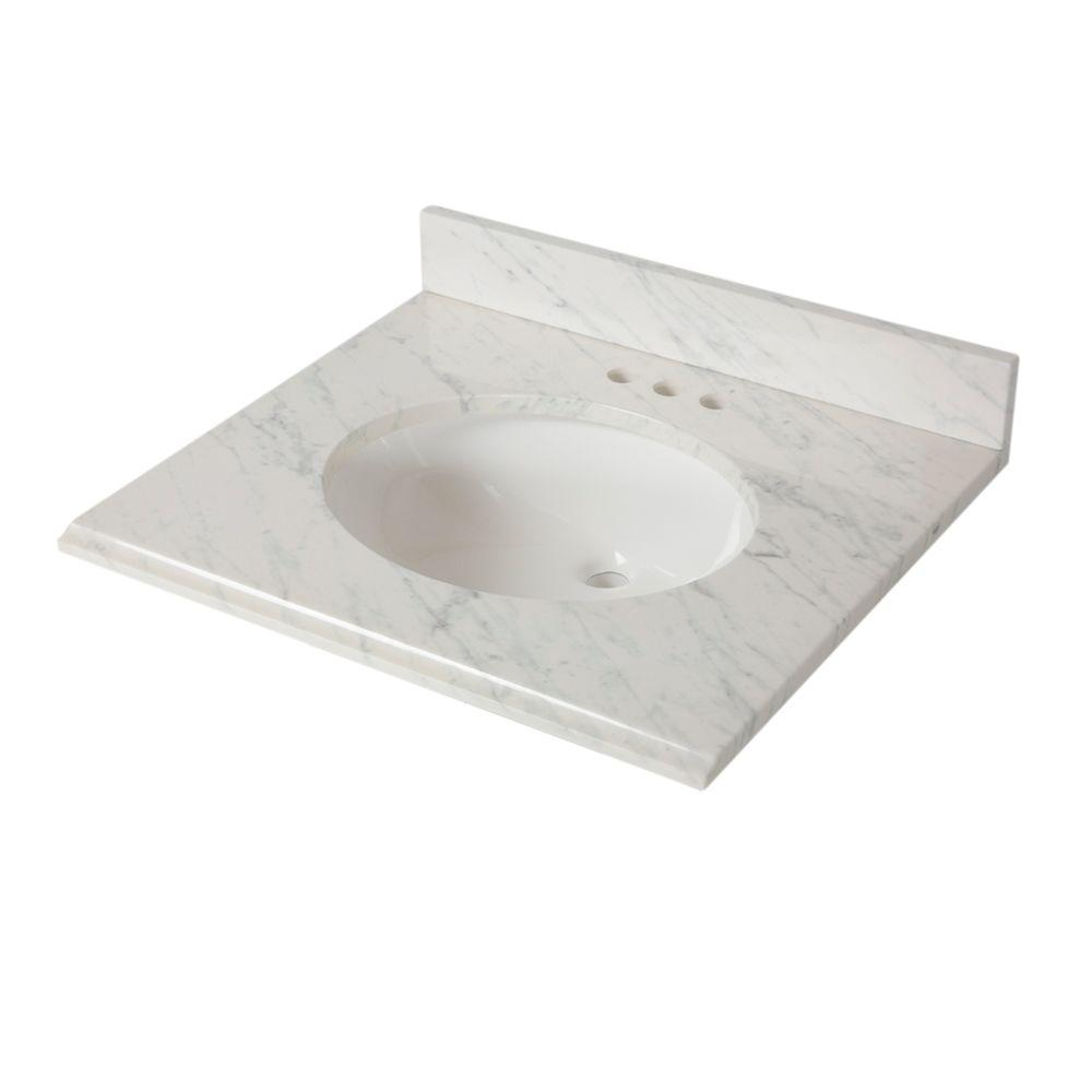 home decorators collection 31 in stone effects vanity top in oasis rh homedepot com