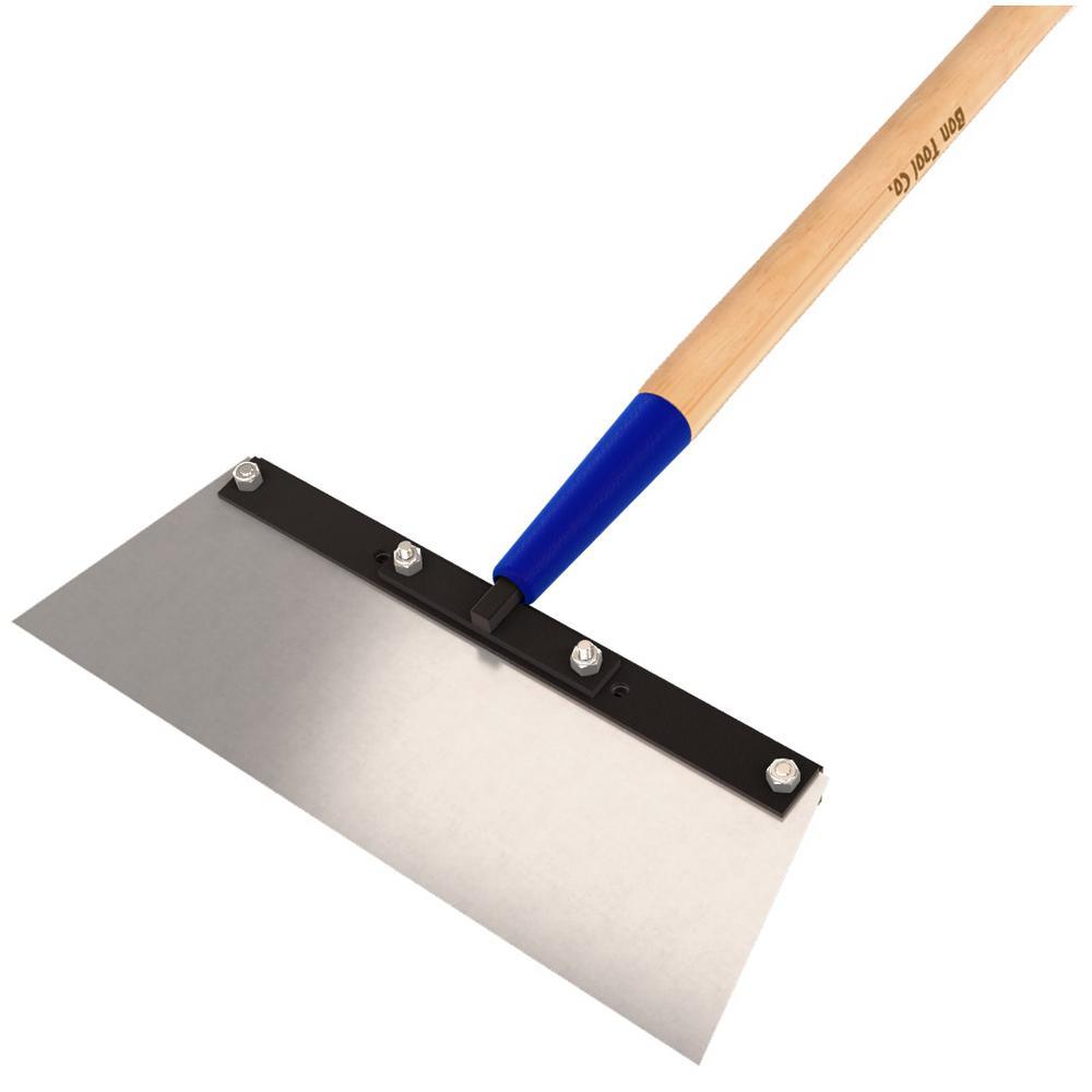 18 in. W Deluxe Floor Scraper with Angle Cut Blade