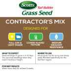 Turf Builder Contractor S Mix Northern Gr Seed 2
