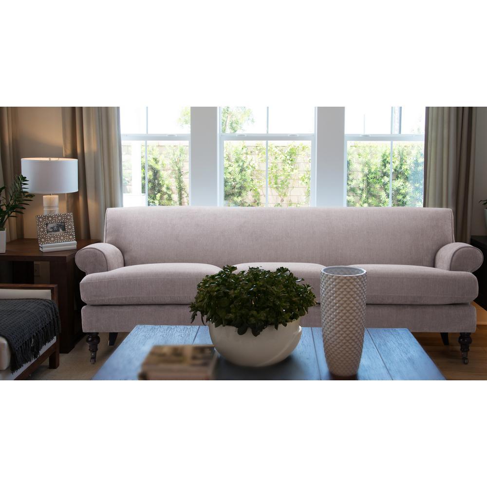 Fine Jennifer Taylor Alana Silver Grey Lawson Sofa 63360 3 857 Pdpeps Interior Chair Design Pdpepsorg