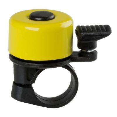 Color Mini Bell in Yellow