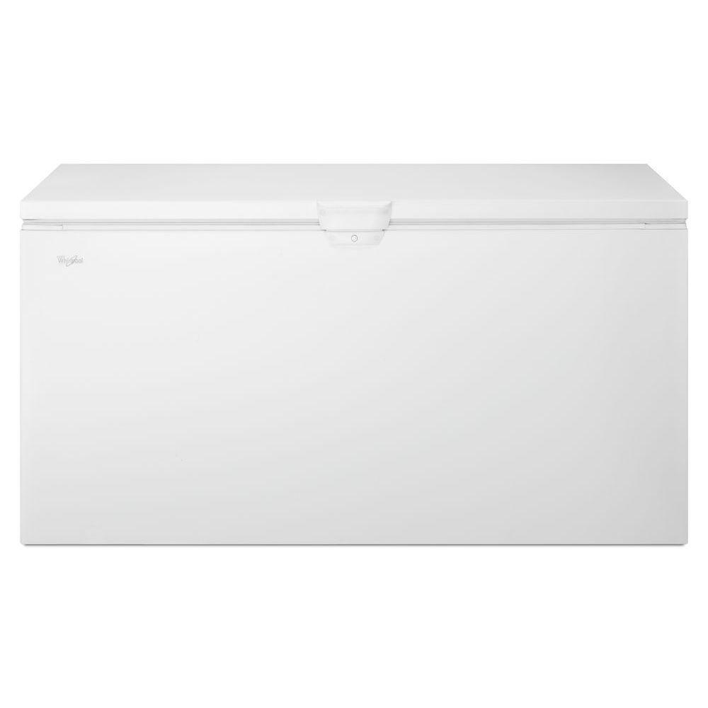 Whirlpool 21.7 cu. ft. Chest Freezer with Extra-Large Cap...