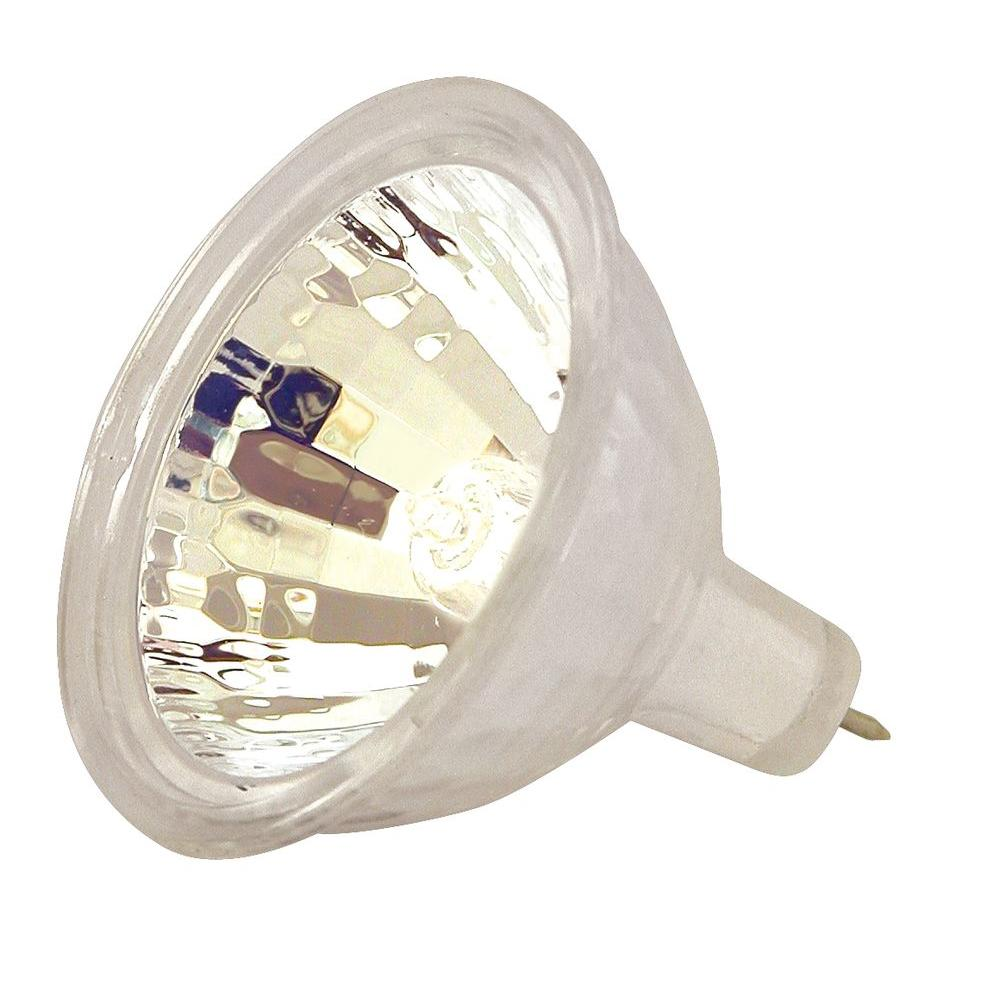 Moonrays Clear Glass 35-Watt MR-16 Halogen Replacement Light Bulb