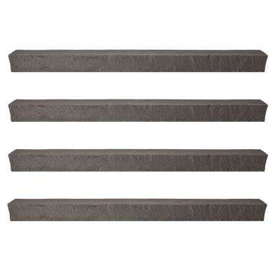 Stacked Stone 3.25 in. x 48 in. Stratford Faux Ledger (4-Pack)