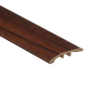 Kentucky Oak/Oak Tranquility 1/8 in. Thick x 1-3/4 in. Wide x 72 in. Length Vinyl Multi-Purpose Reducer Molding