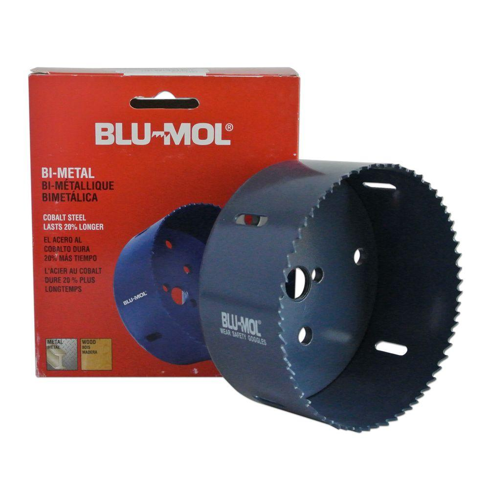 4-1/2 in. Bi-Metal Hole Saw
