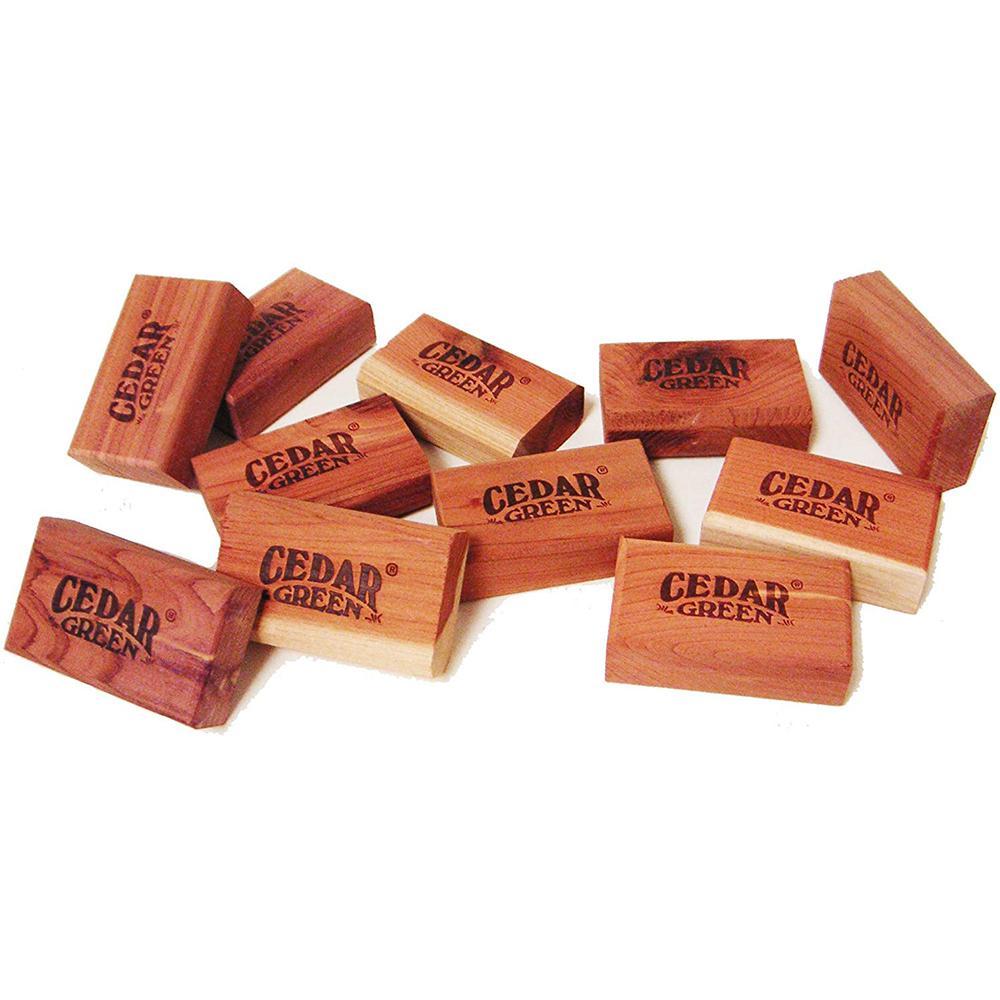 """Aromatic Cedar Blocks (36-Piece), 2.5""""x1.5""""x0.75"""""""
